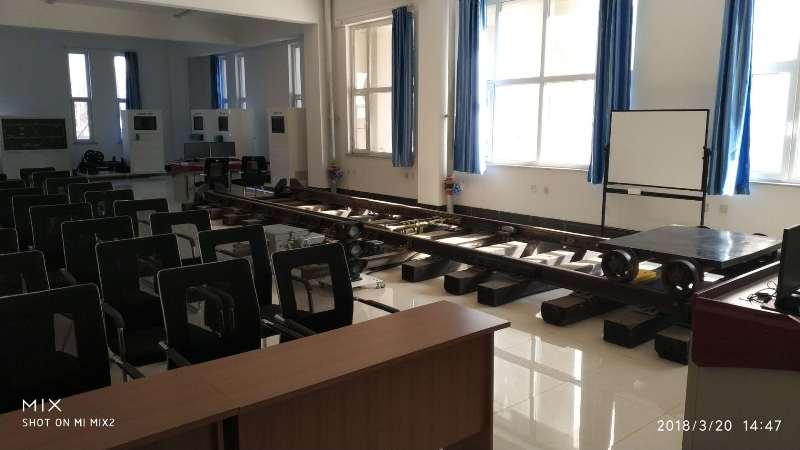 轨道交通信号控制基础实训室